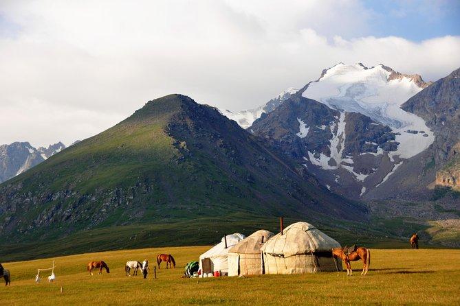 Highlights of Kazakhstan and Kyrgyzstan