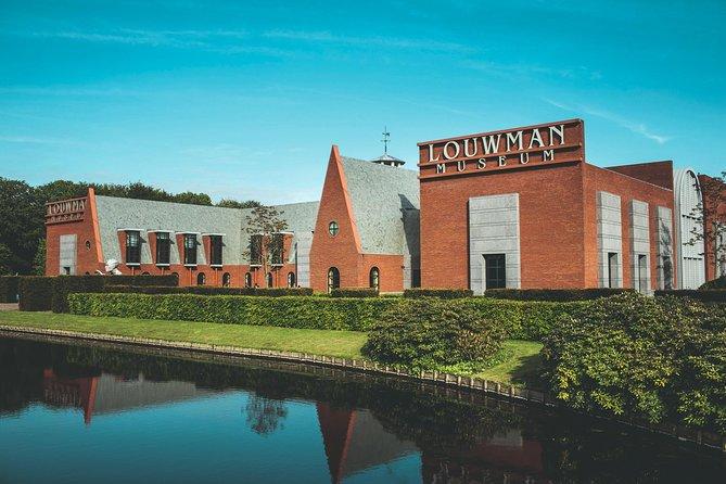 Louwman Museum Admission Ticket