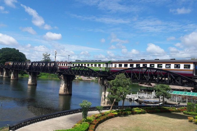 River Kwai Bridge, Train, Death Railway Full Day Join Tour from Hua Hin