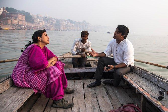 Privet morning boat tour - to feel soul of Varanasi..