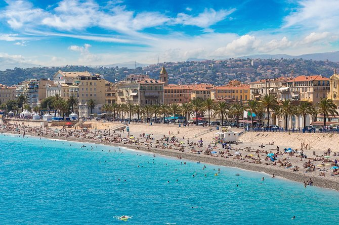 Private walking tour of Nice and Monaco Local Guide Full Day