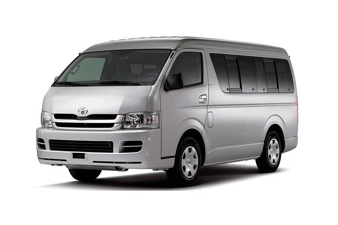 Departure Private Transfer from Tokyo City to Narita Airport NRT by Minivan