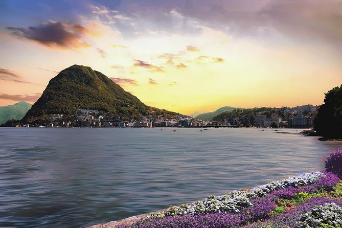 Como, Lugano & Bellagio: Luxury Bus From Milan