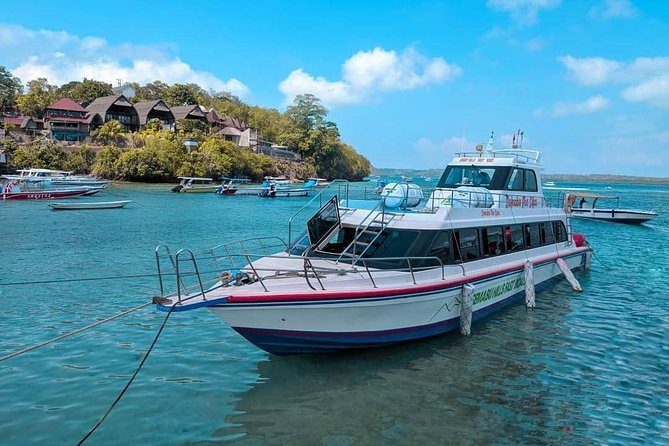 Tickes Fast Boat Nusa Penida Island From Bali