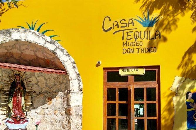 Tour Ek Balam, Las Coloradas & Valladolid