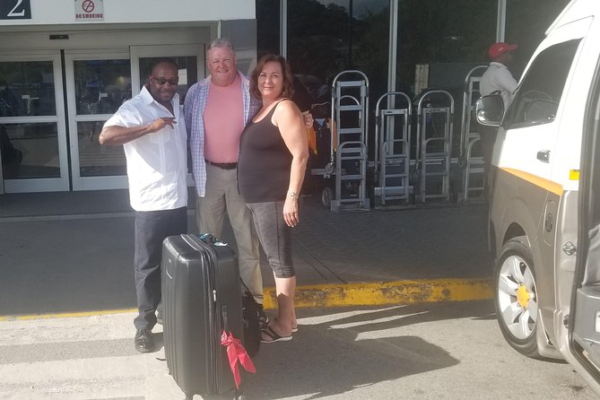 Private Airport Transfer - Montego Bay