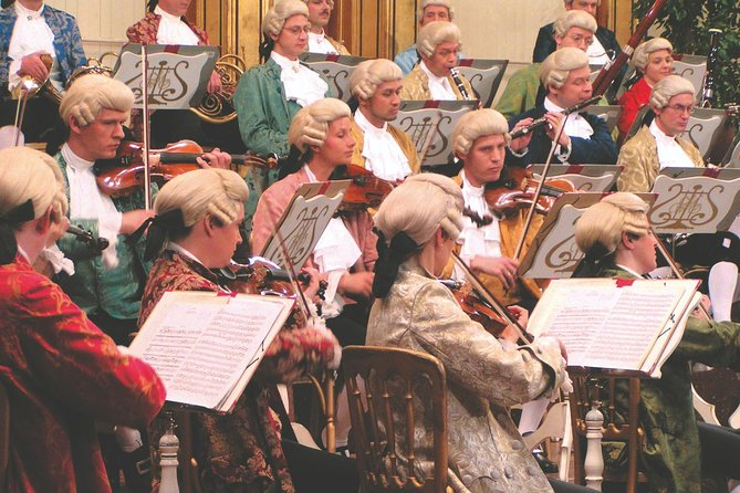 Vienna State Opera House Mozart Concert in Historical Costumes photo 9