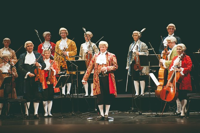 Vienna State Opera House Mozart Concert in Historical Costumes photo 8