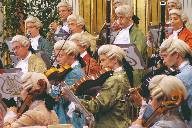 Vienna State Opera House Mozart Concert in Historical Costumes photo 2