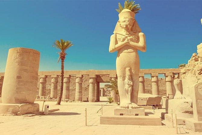 Luxor Tagesausflug in Kleiner Gruppe 3-6 Pers.