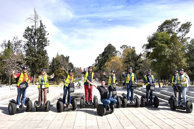 Mexico City Segway Tour: Chapultepec Park