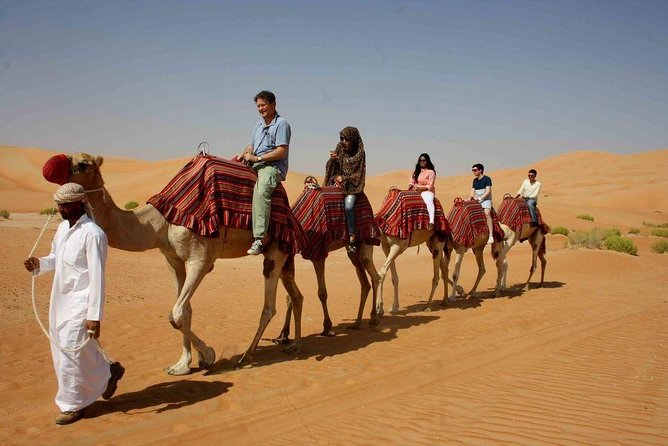 Two hours Camel Riding At Amazing Desert And sea - Hurghada