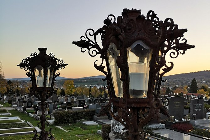 City of the dead - Central Cemetery with Sandra Blum