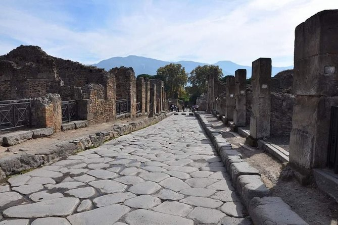 Pompeii tour all inclusive