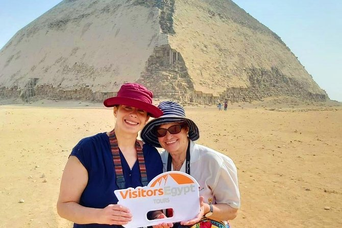 Amazing Day Tour to the Pyramids, Sakkara, Dahshur, and Memphis
