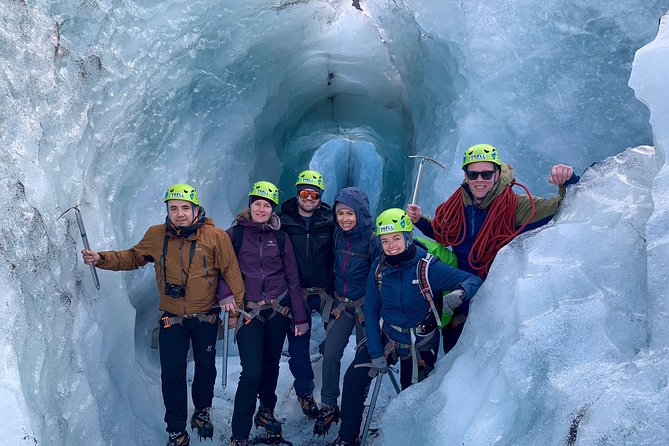 Sólheimajökull Ice Climbing and Glacier Walk