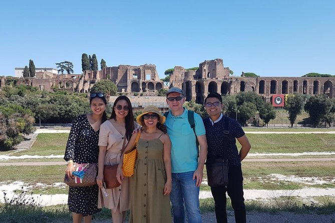 Shared Shore Excursion Civitavecchia Cruise Port: Best of Rome and Vatican City photo 23