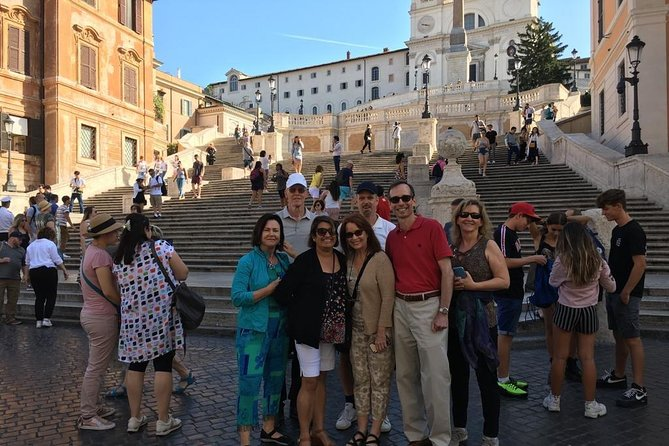 Shared Shore Excursion Civitavecchia Cruise Port: Best of Rome and Vatican City photo 28