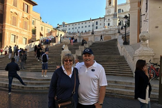Shared Shore Excursion Civitavecchia Cruise Port: Best of Rome and Vatican City photo 3