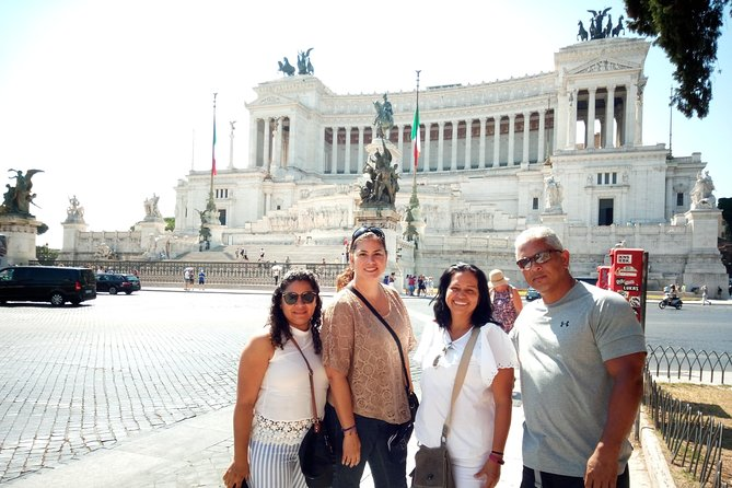 Shared Shore Excursion Civitavecchia Cruise Port: Best of Rome and Vatican City photo 31