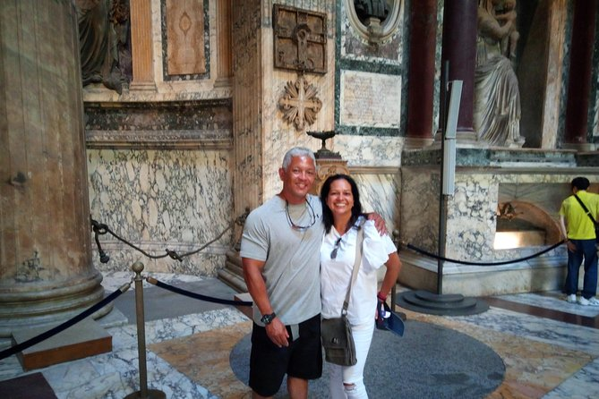 Shared Shore Excursion Civitavecchia Cruise Port: Best of Rome and Vatican City photo 36
