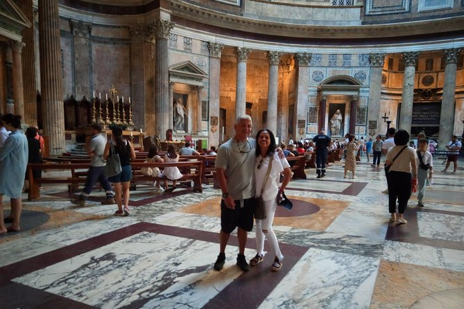 Shared Shore Excursion Civitavecchia Cruise Port: Best of Rome and Vatican City photo 12