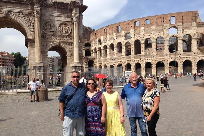 Shared Shore Excursion Civitavecchia Cruise Port: Best of Rome and Vatican City photo 21