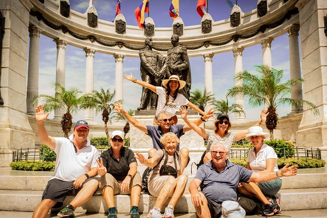Guayaquil city tour with a local - Private Tour