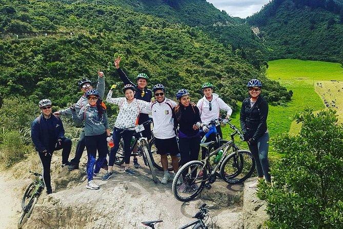 Tour en Bicicleta Tabio y Tenjo