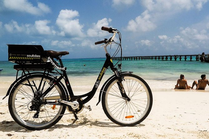 Cancun Hotel Zone & Beaches Bike Tour