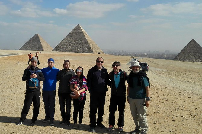 Giza pyramids , Saqqara and Memphis Day tour