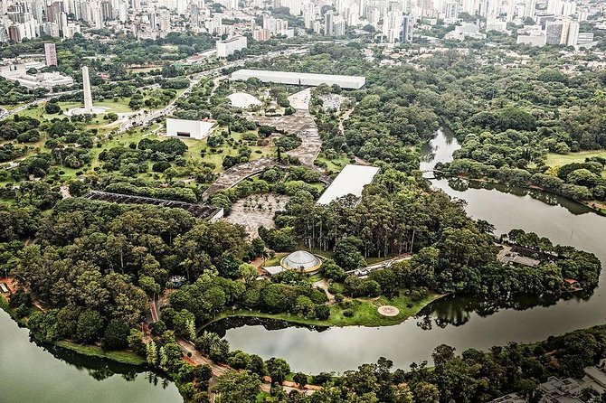 6 Hours Tour of São Paulo with optional departure from the Airport