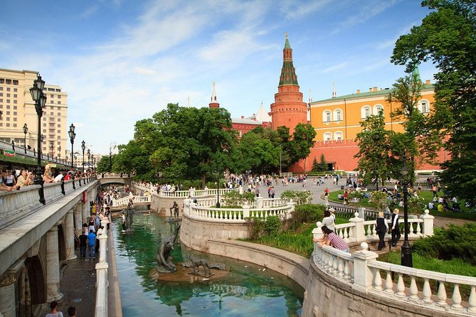 Moscow sightseeing tour photo 4