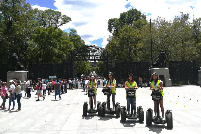 Mexico City Segway Tour: Reforma Avenue, Ciudad de Mexico, MEXICO