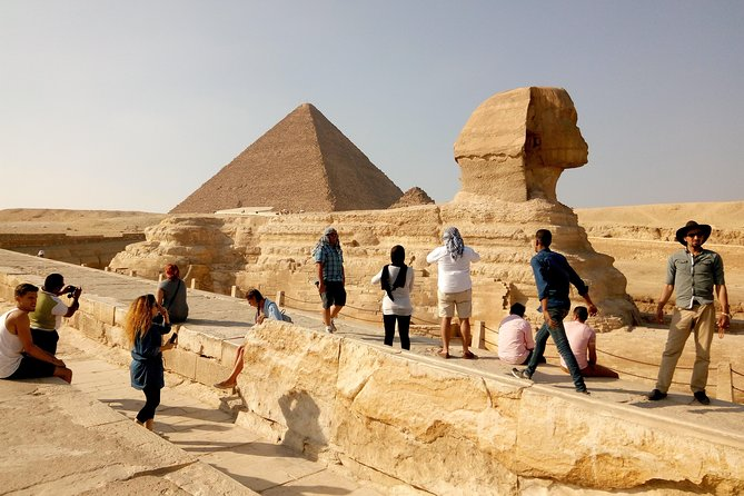 Private Day Tour to Giza Pyramids and Sphinx photo 10