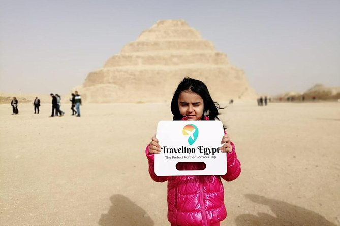 Private Day Tour to Giza Pyramids and Sphinx photo 6