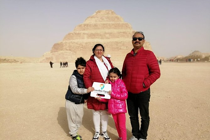 Private Day Tour to Giza Pyramids and Sphinx photo 12