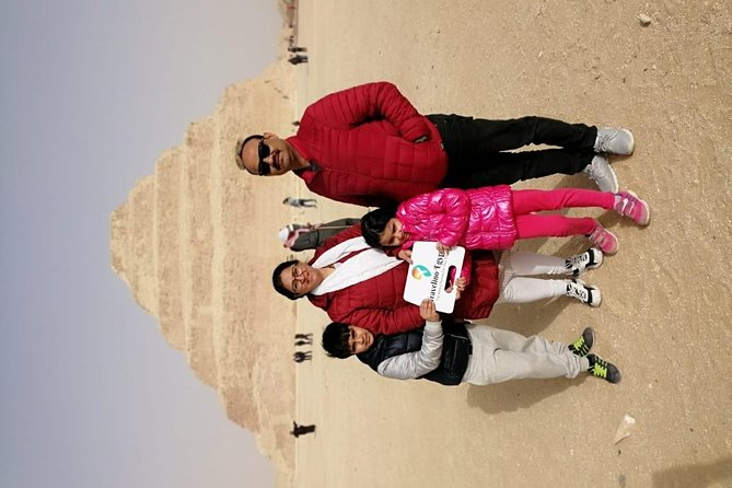 Private Day Tour to Giza Pyramids and Sphinx photo 11