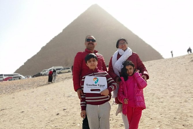 Private Day Tour to Giza Pyramids and Sphinx photo 5