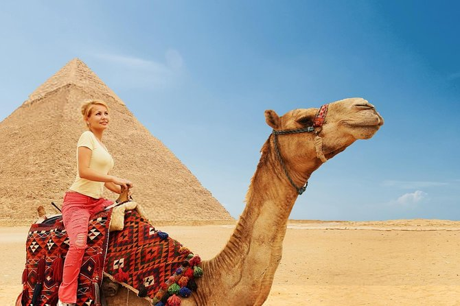 Camel Ride at the Pyramids (Includes BBQ Dinner) photo 6