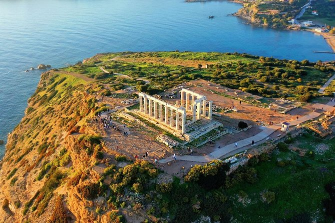 Cape Sounio Afternoon Tour