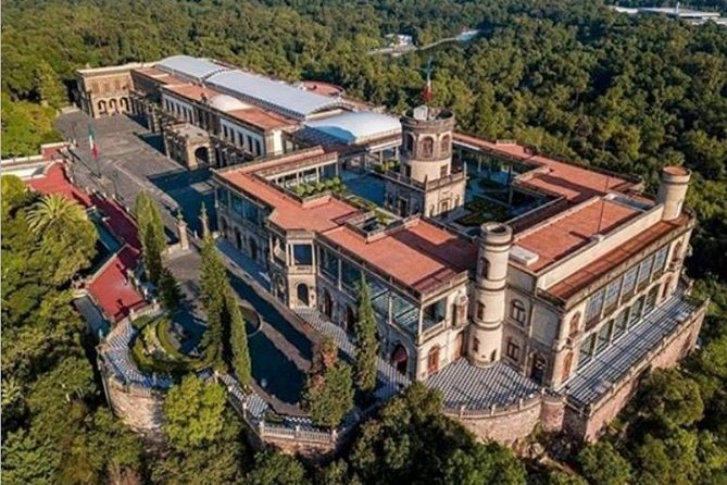 Unique American Castle, Chapultepec + Museum of Anthropology Mexico City