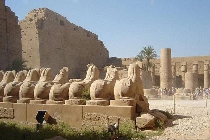 Cheap Trip - A Full DAY FROM CAIRO TO LUXOR
