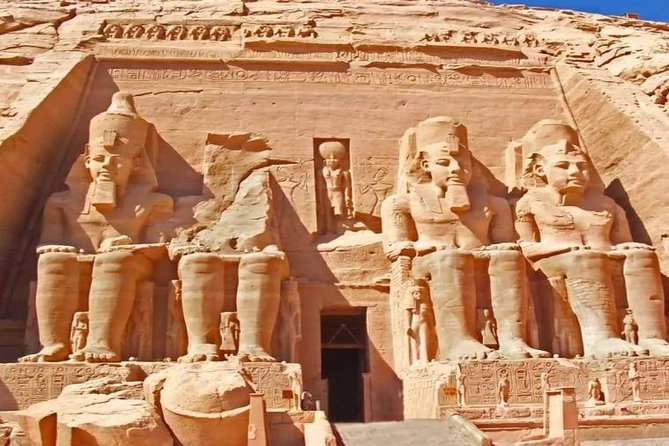 Day trip to Abu Simbel with small group