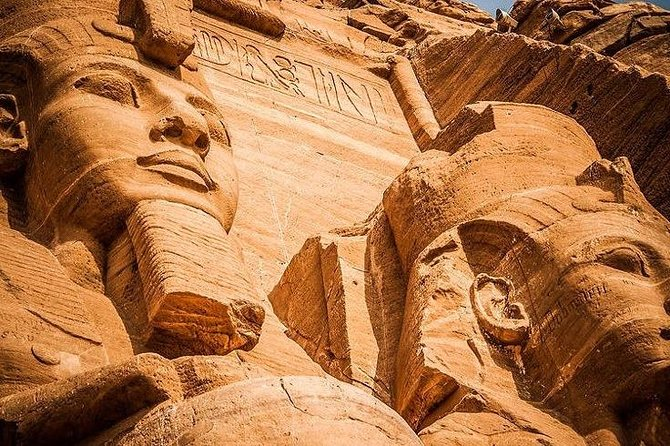 trip to Abu Simbel