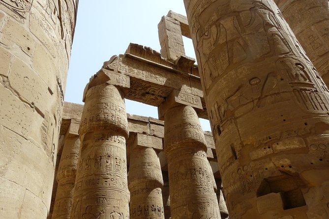 from hurghada to the west bank of luxor & Elkarnak