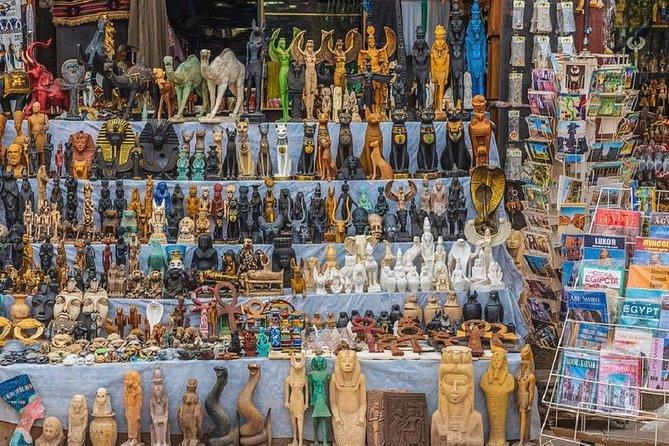 Luxor tourist market