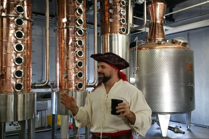Skip the Line: Tampa Bay Rum Company Tour and Tasting Ticket photo 5