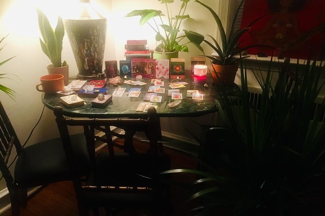 Tarot Reading from an Oracle Master xoxo
