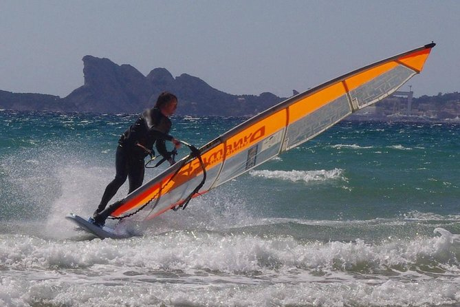 Dynamic Windsurfing Intermediate XL class